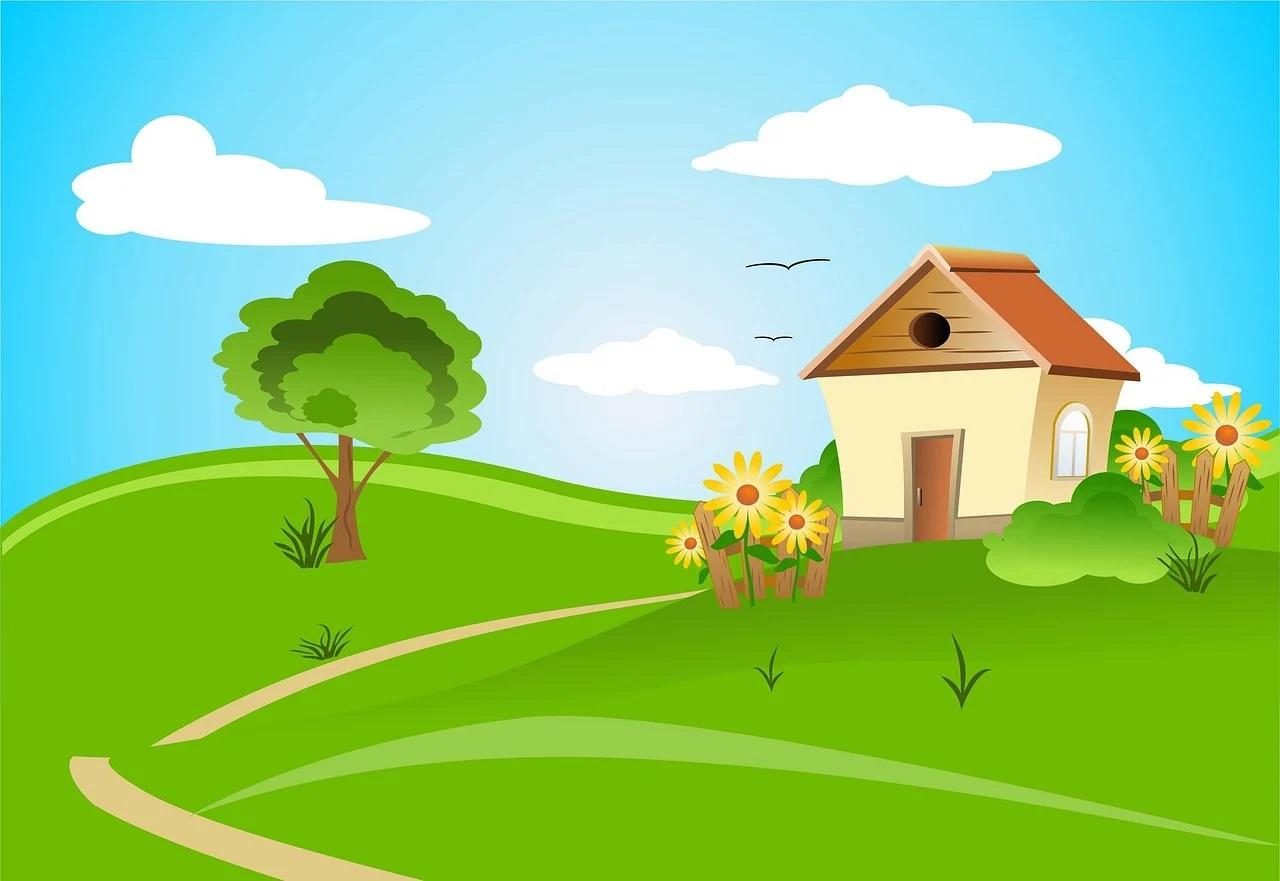 Bydlení na samotě