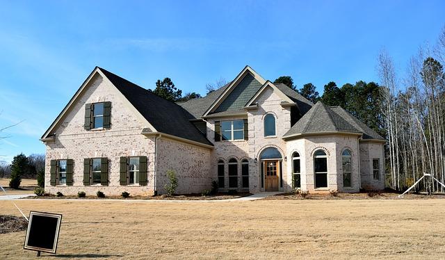 obrovský dům