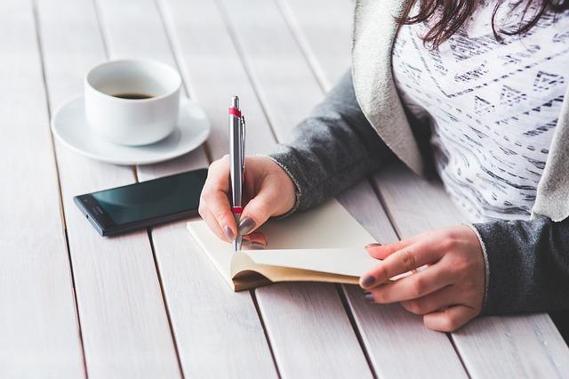 psaní do notýsku