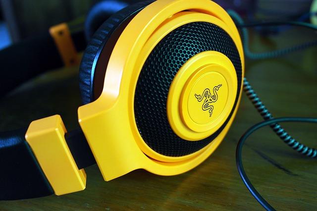 Herní sluchátka Razer